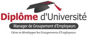 Logo Diplôme d'Université Manager des Groupements d'Employeurs