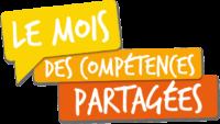 Logo mois des compétences partagées