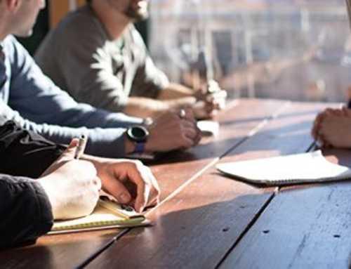 GEV85 réuni des chefs d'entreprise, adhérents et non-adhérents autour du temps partagé