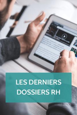 Dossiers récents RH pour les GE / Groupements d'Employeurs sur RHinfoGE