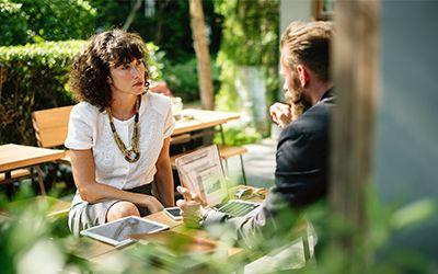 Le Groupement d'Employeurs La Pool propose des prestations de coaching aux entreprises