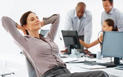 Réduire le stress au travail avec Harmonie Mutuelle et VYV