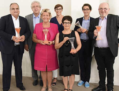Le Groupement d'Employeurs Gemploi remporte le Trophée du Temps Partagé 2019