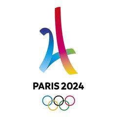 Logo des JO 2024 Paris