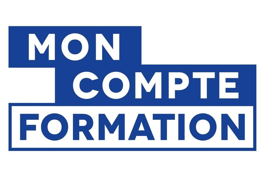 Logo application mon compte formation
