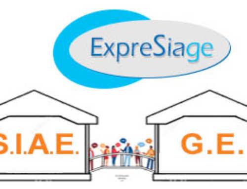 Projet SIAE GE pour l'emploi en Pays de la Loire : EXPRESIAGE